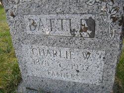 Charles Walker Charlie Battle