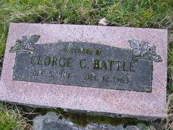 George Carson Battle
