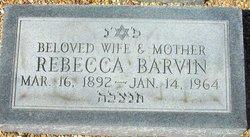 Rebecca <i>Miller</i> Barvin