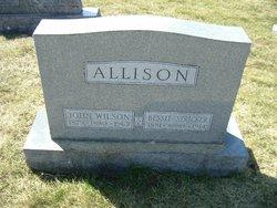 Bessie <i>Stricker</i> Allison