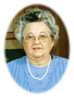Betty Lou <i>Fritts</i> Dodson