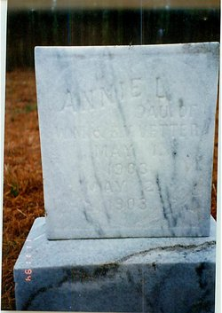 Annie Laura Vetter