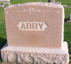 Mary Isabel <i>Bissell</i> Abby