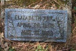 Elizabeth <i>Price</i> Ank
