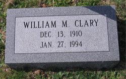 William M Clary