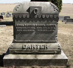 Anna <i>Mills</i> Carter