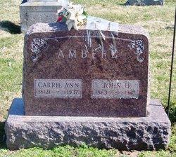 Carrie Ann <i>Howser</i> Amberg