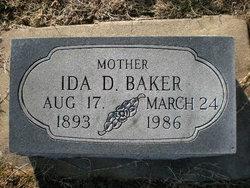 Ida <i>Davis</i> Baker