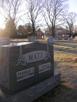 Zelda <i>Biery</i> Matz