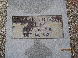 Della Lee <i>Johnson</i> Kelley