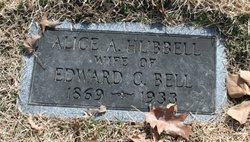 Alice A. <i>Hubbell</i> Bell