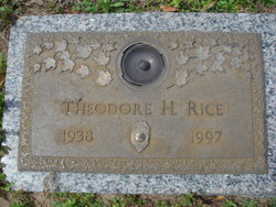 Theodore H Ted Rice