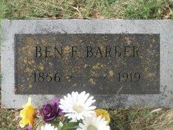 Ben F Barber