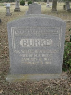 Willie <i>Keith</i> Burke