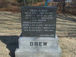 Mercy E <i>Tufts</i> Drew