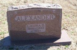 Laura Bell <i>Alexander</i> Alexander