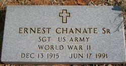 Ernest Chanate, Sr