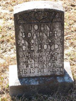 John Boatner Boyd