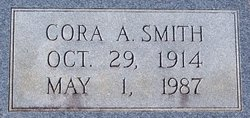Cora Ellen <i>Abernathy</i> Smith