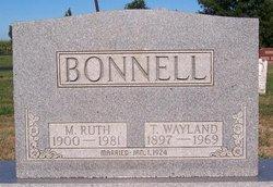 T Wayland Bonnell