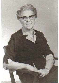 Mary Gertrude <i>Belford</i> Akin