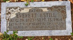 Everett Estill
