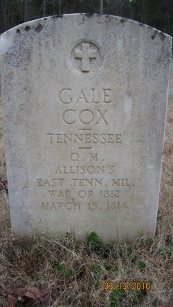 Gale Cox