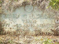 Henry C Eldridge