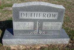 Roy Bibbin Detherow