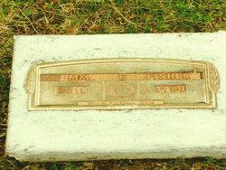 Emma Elizabeth Cricket <i>Van Meter</i> Fisher
