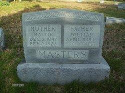 Mattie <i>Roberts</i> Masters