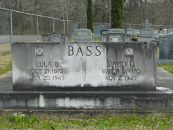 Lula Cordelia <i>Bonnette</i> Bass