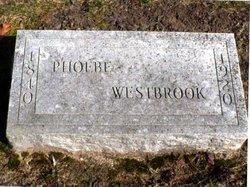 Phoebe <i>Ballou</i> Westbrook