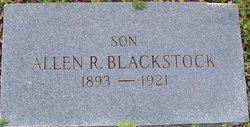 Allen Roland Blackstock