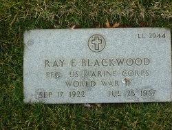 Ray E Blackwood
