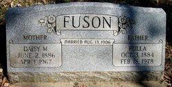 Daisy <i>Michels</i> Fuson