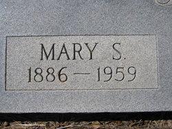 Mary <i>Scheirman</i> Ashmore