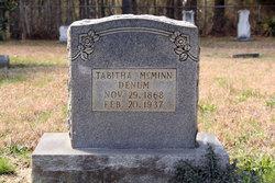 Tabitha <i>McMinn</i> Denum