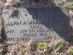 Alvin A. McFarland, Sr