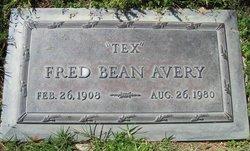 Fredrick Bean Tex Avery