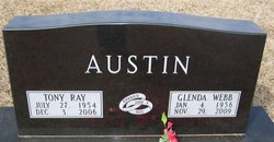 Glenda Sue <i>Webb</i> Austin