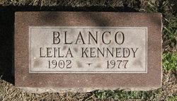 Leila <i>Kennedy</i> Blanco