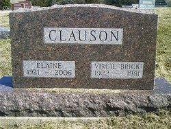 Elaine <i>Shafer</i> Clauson