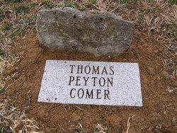 Thomas Peyton Comer