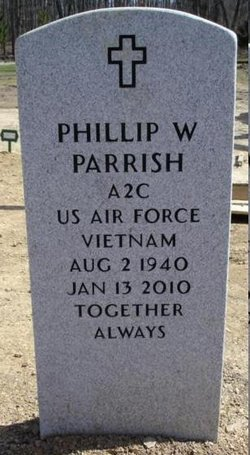 Phillip Warren Parrish