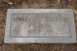 Edward B deVilliers, Jr