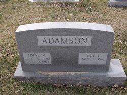 Oral V. Adamson