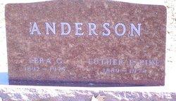 Lera Gertrude <i>Wilson</i> Anderson