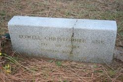 Lowell Christopher Ank