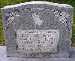 Daisy Hadden <i>Maddox</i> Bennett